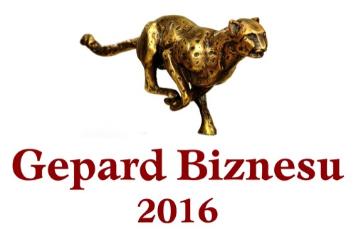 Aesco Group laureatem tytułu Gepard Biznesu 2016