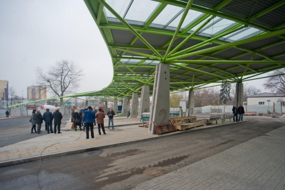 Aesco pozyskuje finansowanie dla modernizacji dworca kolejowo-autobusowego w Płocku